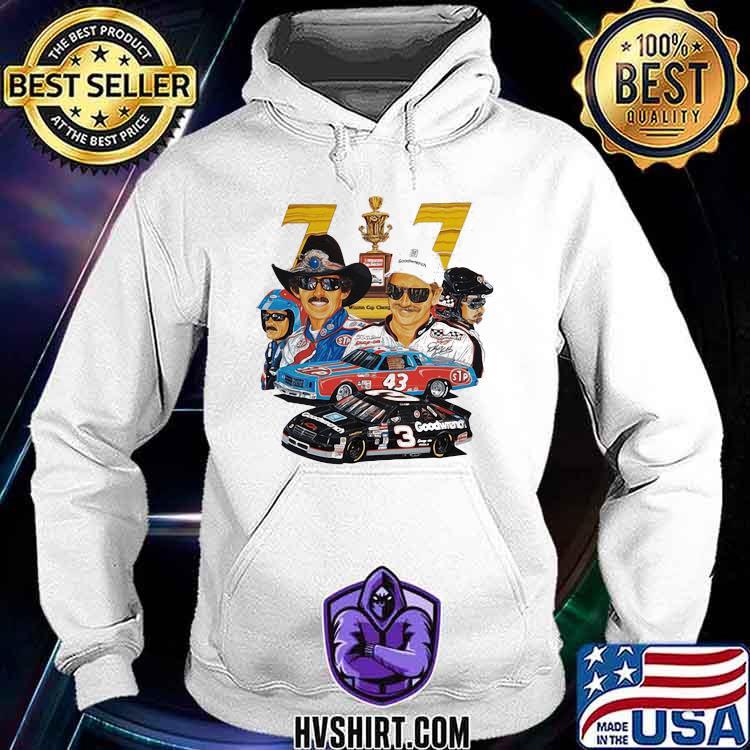Winston Cup Champion Nascar Racing Shirt Hoodie