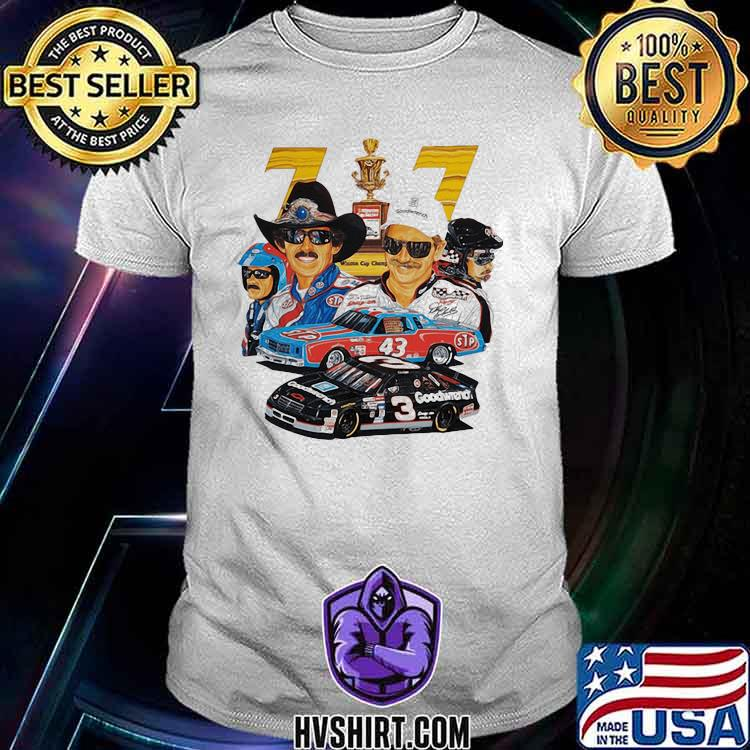 Winston Cup Champion Nascar Racing Shirt