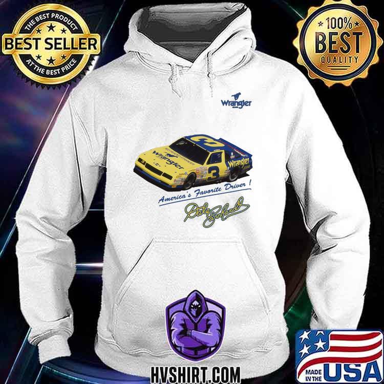 Wrangler America's Favorite Driver Signature Shirt Hoodie