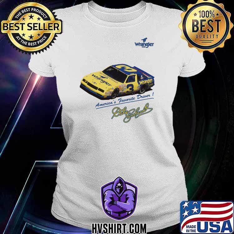 Wrangler America's Favorite Driver Signature Shirt Ladiestee