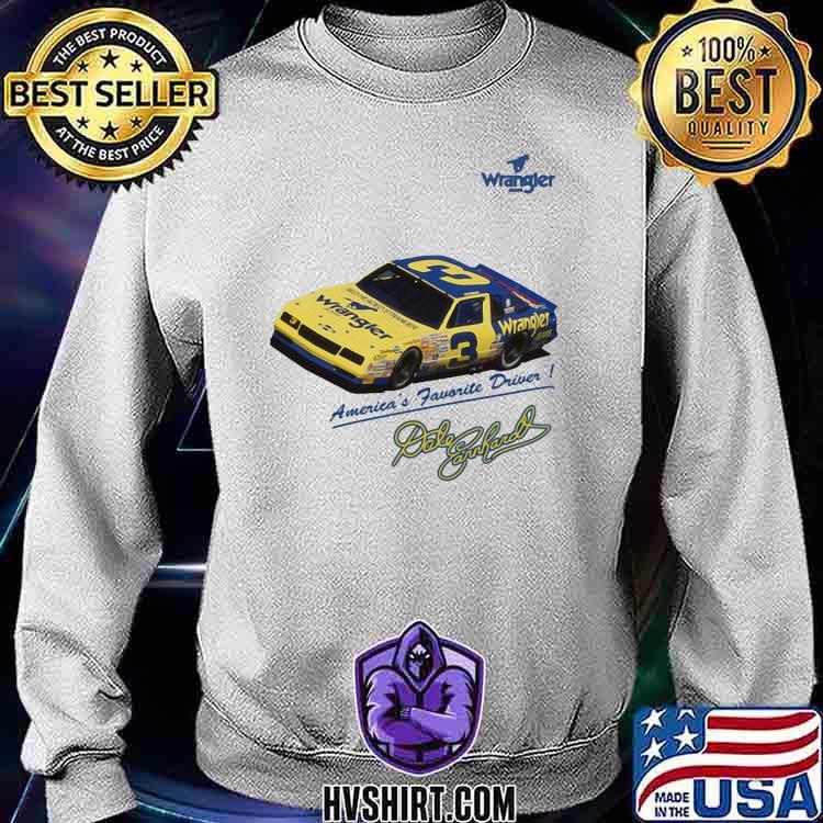 Wrangler America's Favorite Driver Signature Shirt Sweatshirt
