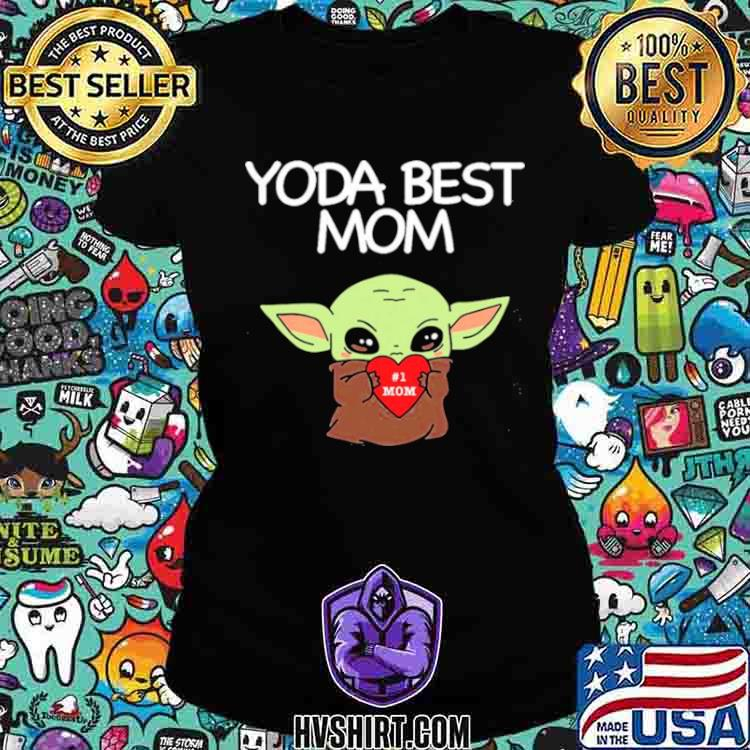 Yoda Best Mom Ladiestee